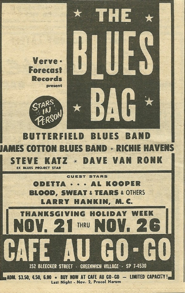 Blues-Bag-Butter-Cotton-Havens-Van-Ronk-Steve-Katz-Odetta-Kooper-BST-Hankin-Au-G-Go-67-598x944