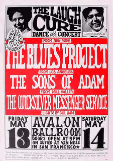 Blues Project Poster